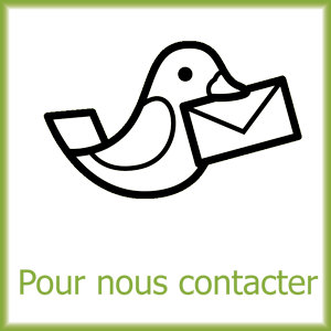 Bouton contact png